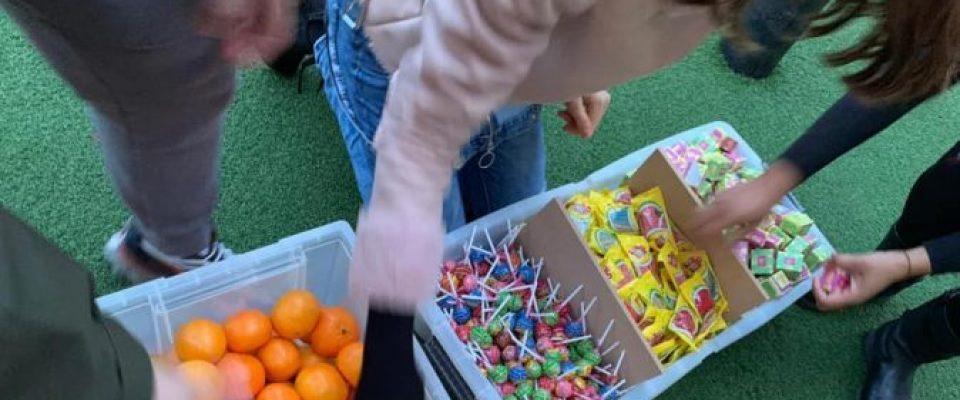 Sint-Maarten 2019 Viering met BSO Happy Kids Almere -04