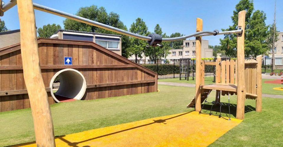 Speeltoestellen BSO Zonnebloemweg 78 - Happy Kids Almere - 04