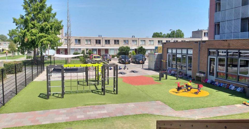 Speeltoestellen BSO Zonnebloemweg 78 - Happy Kids Almere - 06